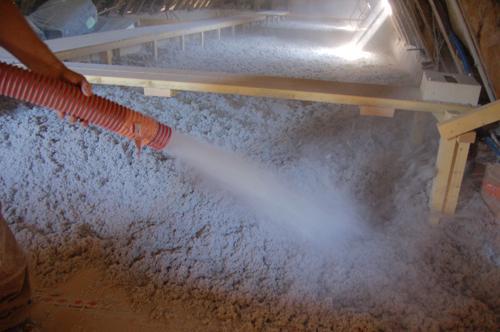 Handy Germain - Traitement Termites - Pays Basque - Landes - Isolation de combles
