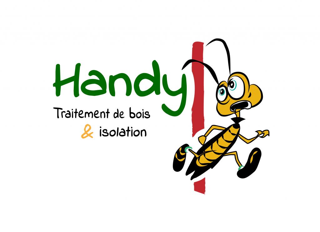 Logotype - HANDY - Version #2